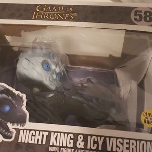 Funko Other - Night King and Icy Viserion Funko POP